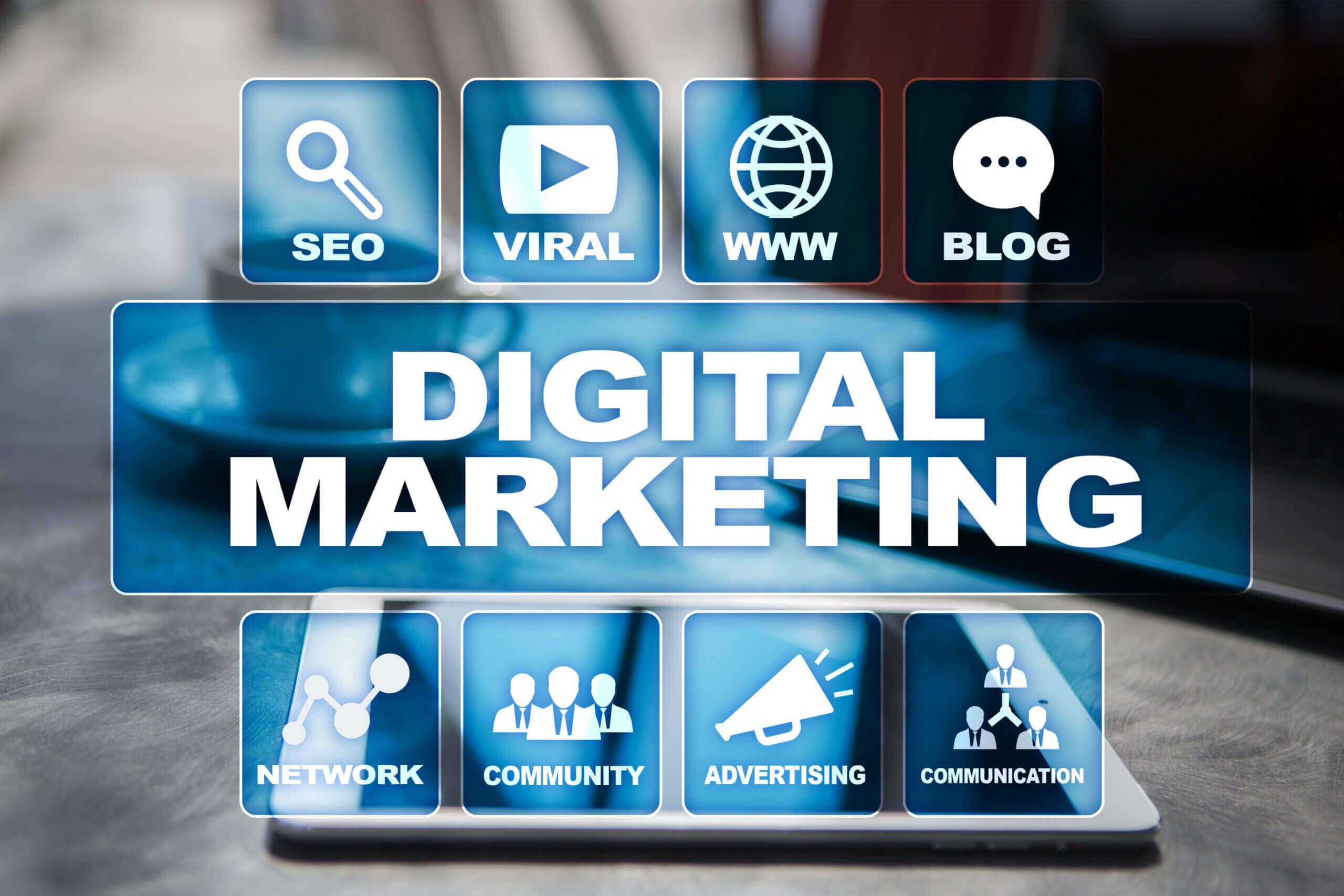 DIgital marketing SEO-Agentur