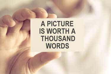 Bilder statt Worte