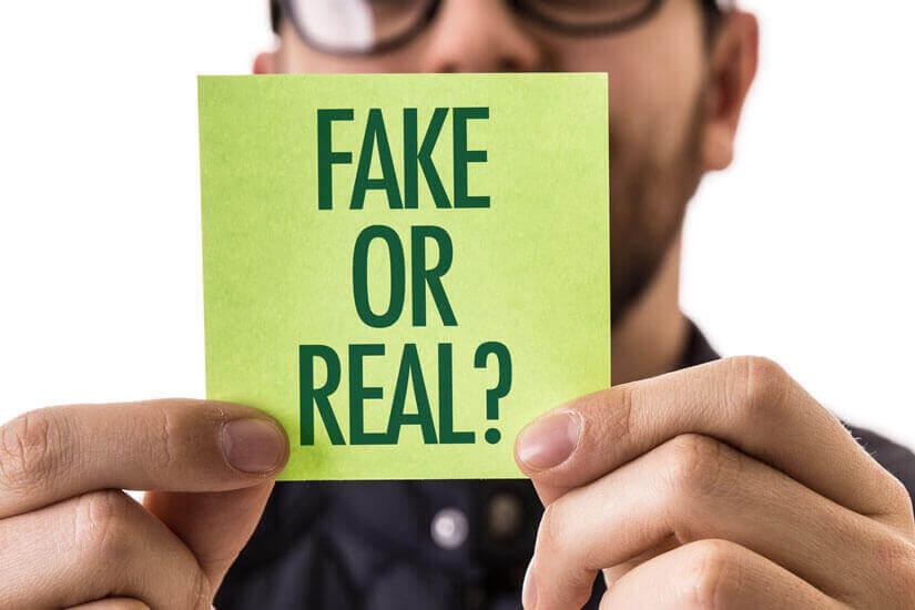 Fake Bewertungen