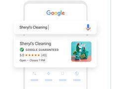 Label Google my Business