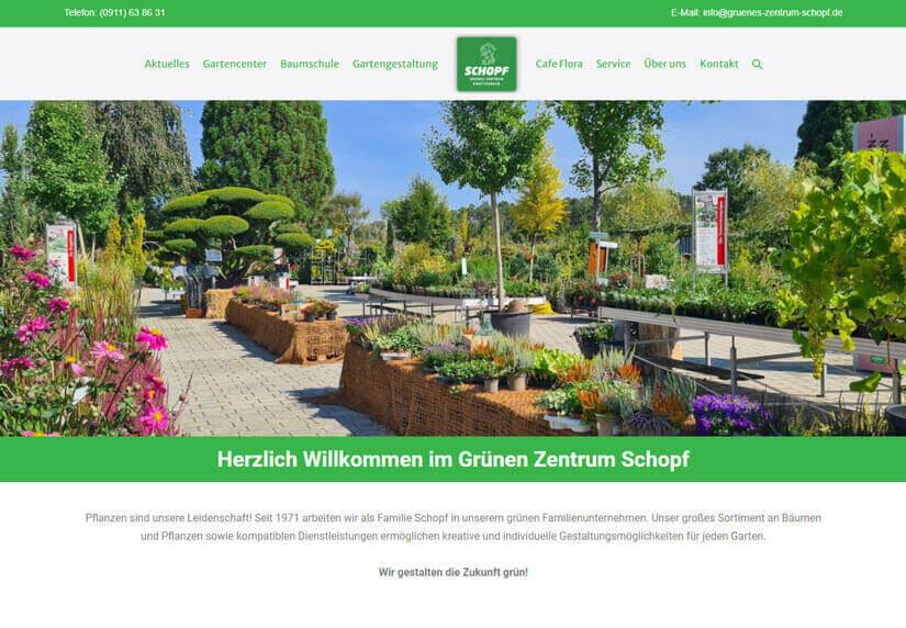 Grünes Zentrum Schopf