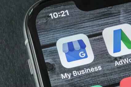 Google my Business bzgl. COVID 19