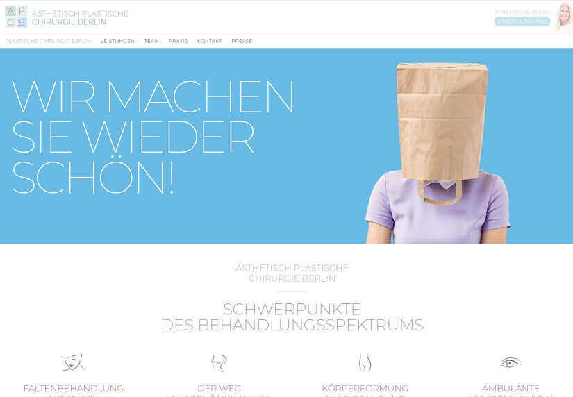Plastische Chirurgie Berlin Dr. Kauder