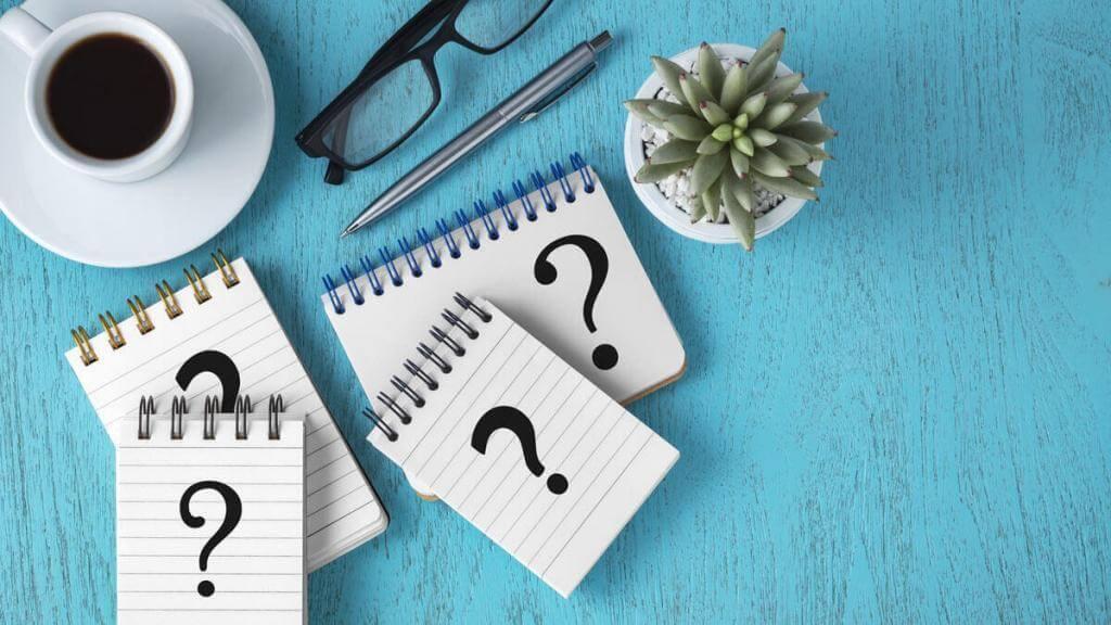 Fragen zur Texterstellung