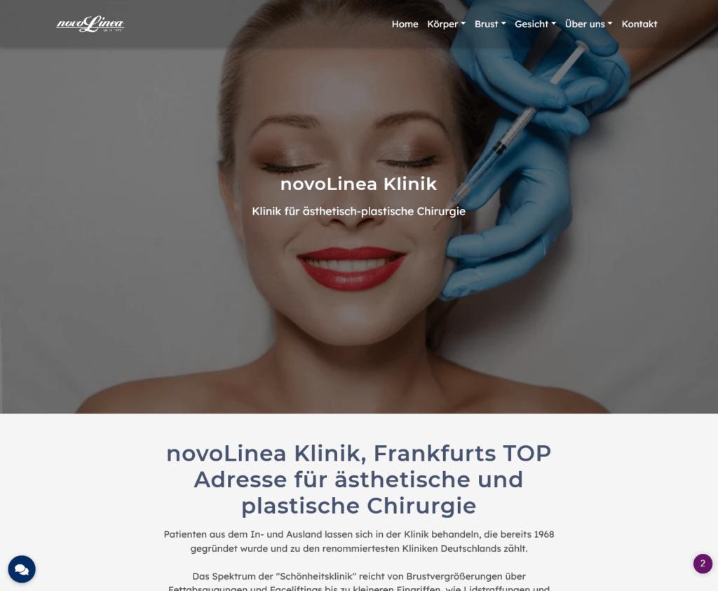 novoLinea Plastische Chirurgie Frankfurt