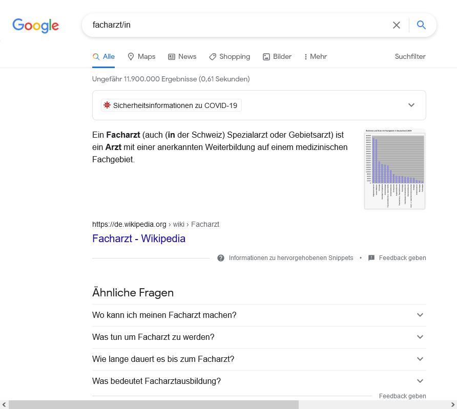 facharzt/in